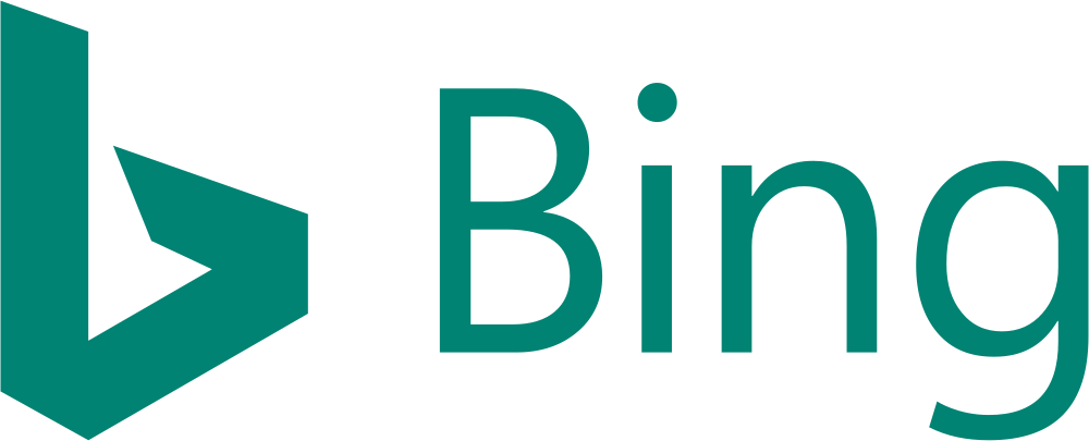 Bing Logo in 2006